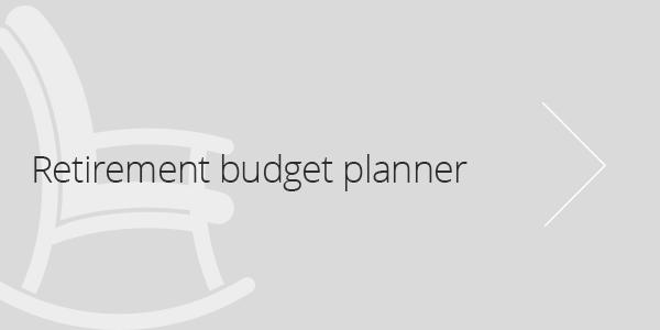 Retirement Budget Planner